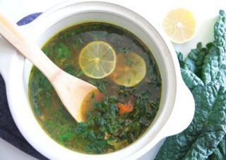 Turmeric Soup 1