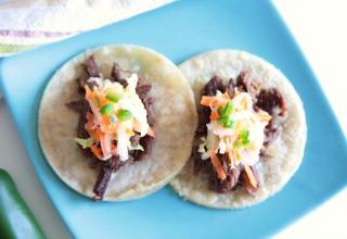 Primal korean tacos aviary
