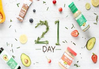21-Day Summer Challenge