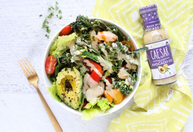 Final Fat Bomb Salad