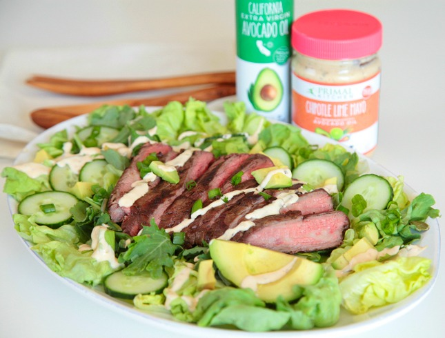 Steak Salad 3