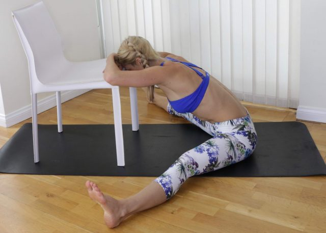Seated Chair Support wide leg