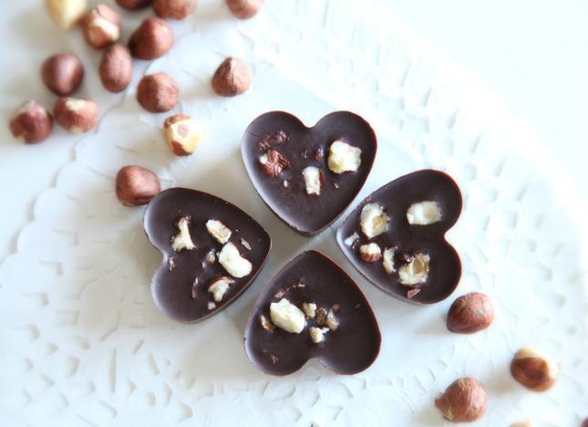 Chocolate Hearts 1
