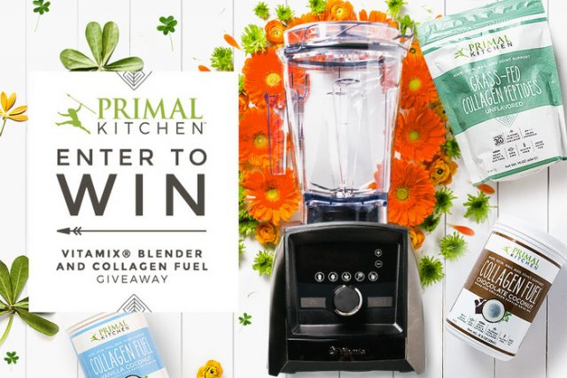 Enter to Win Vitamix